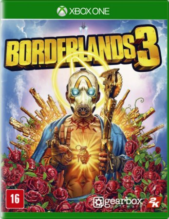 Borderlands 3 Xbox One