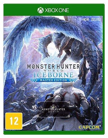 Monster Hunter World Iceborne Xbox One