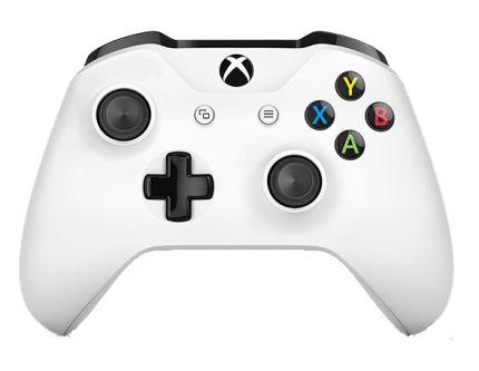 Controle Sem Fio Branco Xbox One