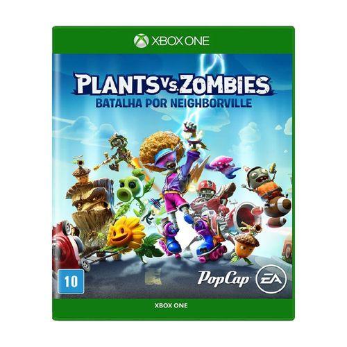 Plants vs Zombies Batalha por Neighborville Xbox One