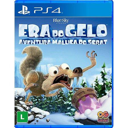 Era do Gelo Aventura Maluca do Scrat PS4