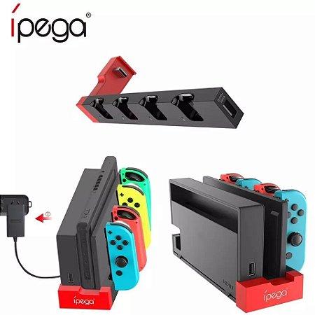 Dock de carregamento para Joy-Con Nintendo Switch Ípega