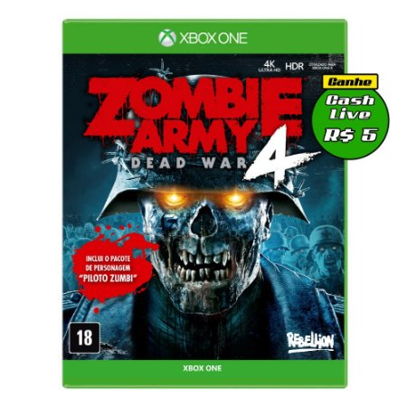 Zombie Army 4 Dead War Day One Edition Xbox One