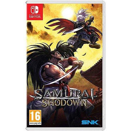 Samurai Shodown Nintendo Switch (EUR)