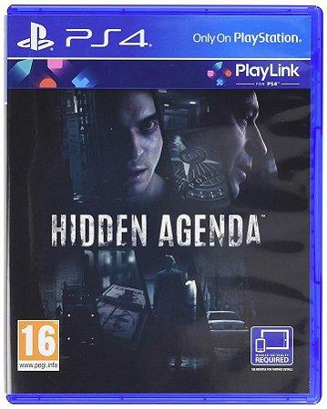 Hidden Agenda PS4 (EUR)
