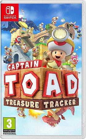 Captain Toad: Treasure Tracker Nintendo Switch (EUR)