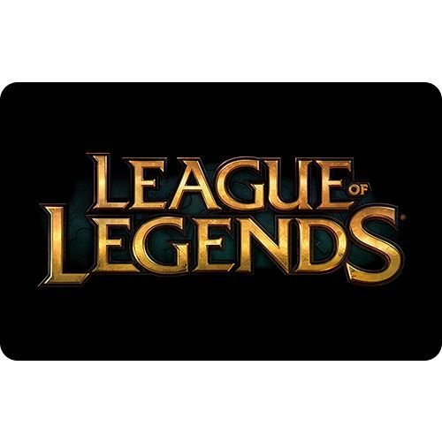 Cartão Presente League of Legends