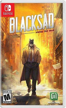 Blacksad: Under The Skin Limited Edition Nintendo Switch (US)