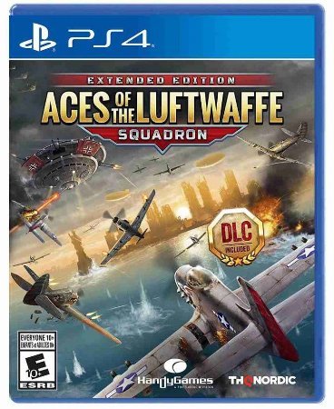 Aces Of The Luftwaffe: Squadron Extended Edition PS4 (US)
