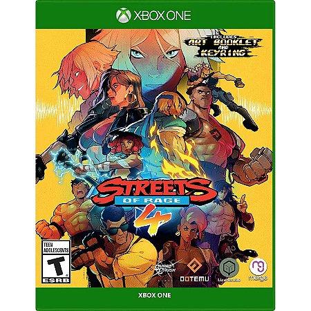 Streets of Rage 4 Xbox One (US)