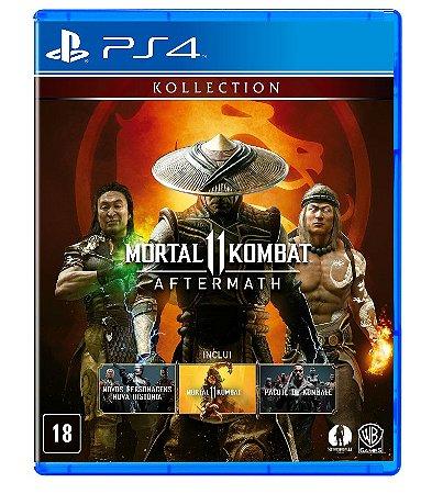 Mortal Kombat 11 Aftermath Kollection PS4
