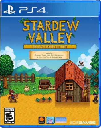 Stardew Valley: Collector's Edition PS4 (US)