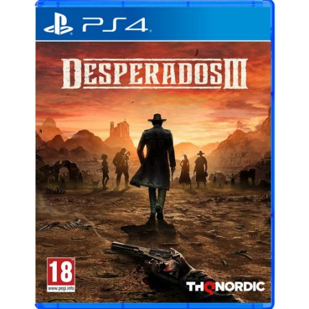 Desperados 3 PS4 (EUR)