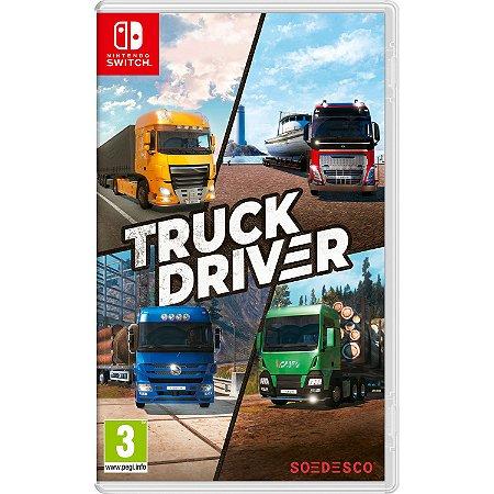 Truck Driver Nintendo Switch (EUR)