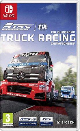 Fia Truck Racing Championship Nintendo Switch (EUR)