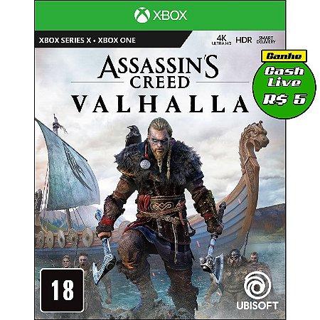 Assassin's Creed Valhalla Edição Limitada Xbox