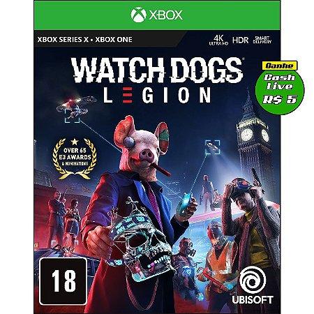 Watch Dogs Legion Edição Limitada Xbox One