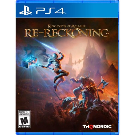Kingdoms of Amalur Re-Reckoning PS4 (US)