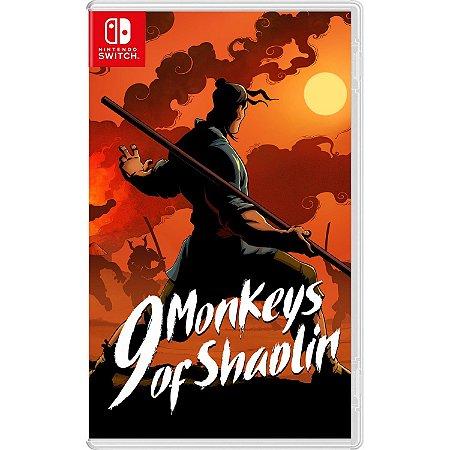 9 Monkeys of Shaolin Nintendo Switch (EUR)