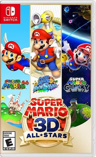 Super Mario 3D All Stars Nintendo Switch (AS)