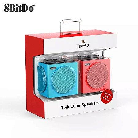 TwinCube Alto-Falante Estéreo 8Bitdo Sem Fio Bluetooth Para Jogos