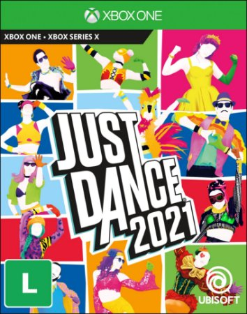 Just Dance 2021 Xbox