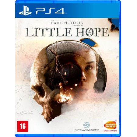 The Dark Pictures Anthology Little Hope PS4