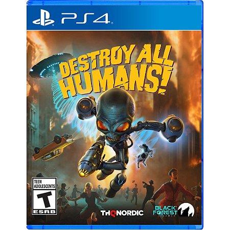 Destroy All Humans PS4 (EUR)