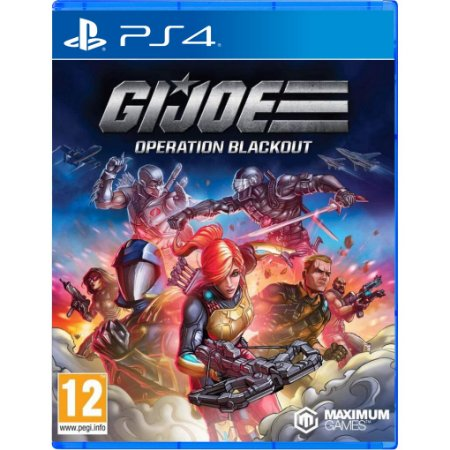 G.I. Joe Operation Blackout PS4 (EUR)