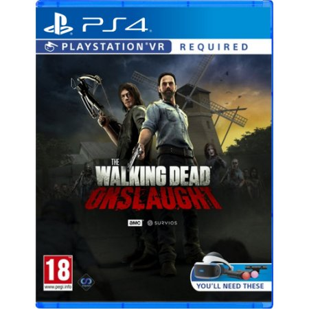 The Walking Dead Onslaught PS4 (EUR)