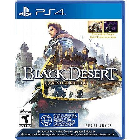 Black Desert Prestige Edition PS4 (US)