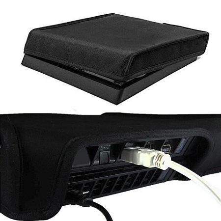 Capa antipoeira para Playstation 4 Slim