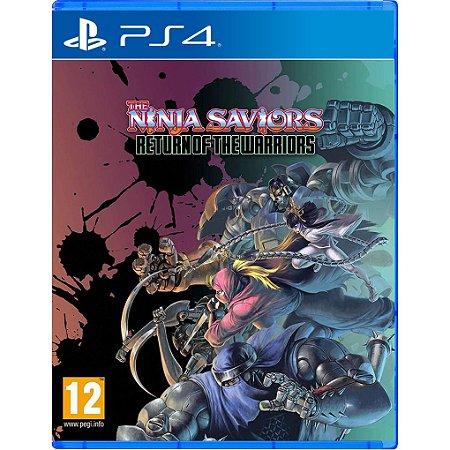 The Ninja Saviors Return of the Warriors PS4 (EUR)