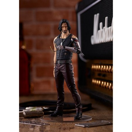 Pop Up Parade Johnny Silverhand Action Figure Cyberpunk Good Smile