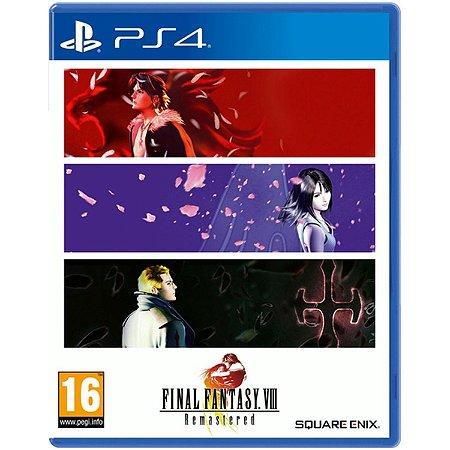 Final Fantasy VIII Remastered PS4 (EUR)