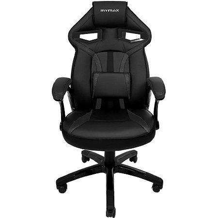 Cadeira Gamer MX1 Giratoria Preto Mymax