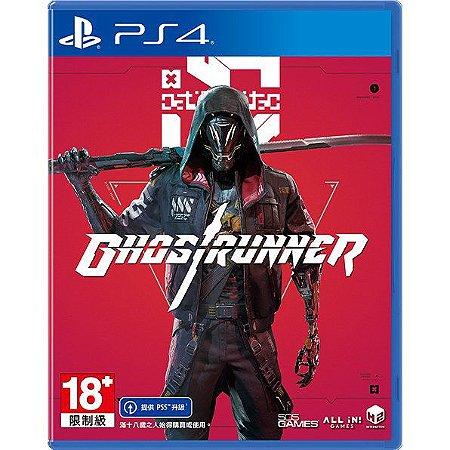 Ghostrunner PS4 (AS)