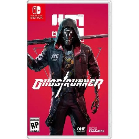 Ghostrunner Nintendo Switch (US)