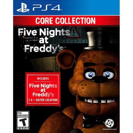 Five Nights at Freddy's Core Collection PS4 (US)