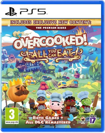 Overcooked All You Can Eat PS5 (EUR)