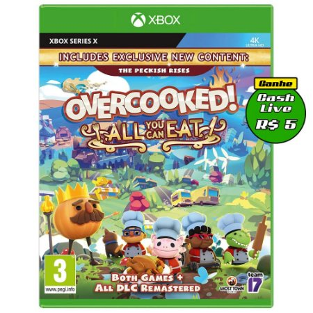 Overcooked All You Can Eat Xbox (EUR)