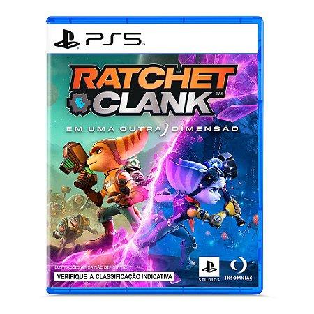 Ratchet & Clank: Em Uma Outra Dimensão PS5