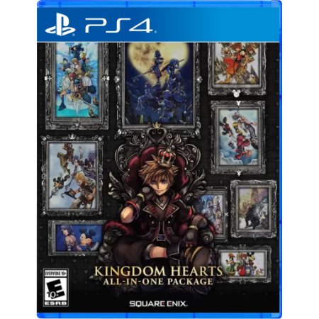 Kingdom Hearts All-In-One Package PS4 (US)