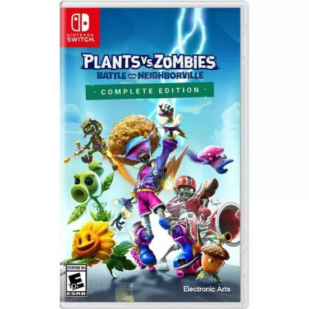 Plants vs Zombies: Battle for Neighborville Complete Edition Nintendo Switch (US)
