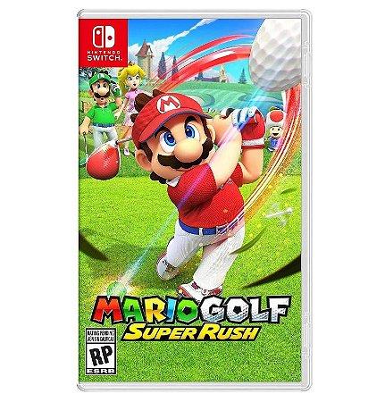 Mario Golf: Super Rush Nintendo Switch (US)