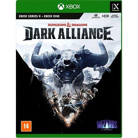 Dungeons & Dragons: Dark Alliance Xbox