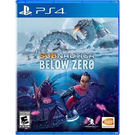Subnautica: Below Zero PS4 (US)