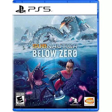 Subnautica: Below Zero PS5 (US)