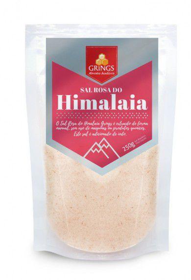 Sal do himalaia (sal rosa) Grings - 250g