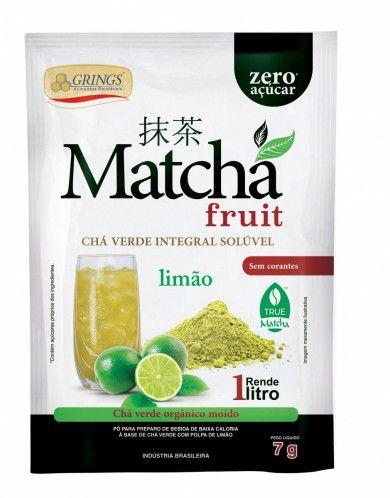 Matchá Fruit Grings Limão - 7g